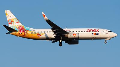 VP-BIR - Boeing 737-8Q8 - Azur Air