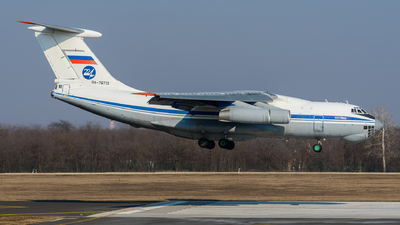 RA-76713 - Ilyushin IL-76MD - Russia - 224th Flight Unit State Airline