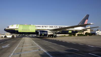 4X-AGM - Boeing 767-328(ER)(BDSF) - Israel Aerospace Industries (IAI)