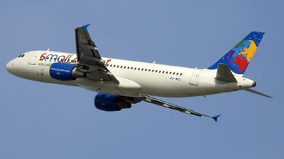 A picture of XU802 - Airbus A320214 - [1041] - © Sieu Viet