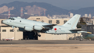 5518 - Kawasaki P-1 - Japan - Maritime Self Defence Force (JMSDF)