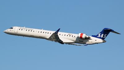 OY-KFF - Bombardier CRJ-900LR - Scandinavian Airlines (SAS)