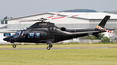 G-HRDB - Agusta-Westland AW-109SP - Private