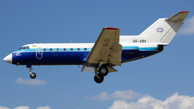 A picture of URVBV - Yakovlev Yak40 - Motor Sich Airlines - © ukbb.planespotter