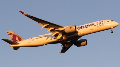 A7-ALZ - Airbus A350-941 - Qatar Airways
