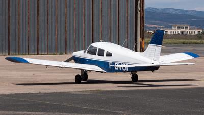 A picture of FBVOI - Piper PA28180 - [287405131] - © Fryderyk Kastelnik/ Fred Aviation
