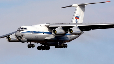 A picture of RA78818 - Ilyushin Il76MD -  - © Fedor Kabanov