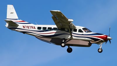 N787RA - Cessna 208B Grand Caravan - Private