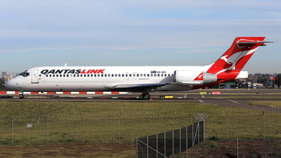 VH-NXI - Boeing 717-2K9 - QantasLink (Cobham Aviation Services Australia)