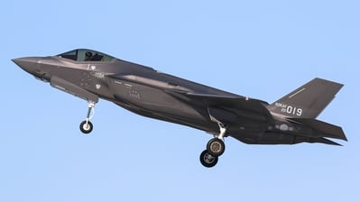 20-019 - Lockheed Martin F-35A Freedom Knight - South Korea - Air Force