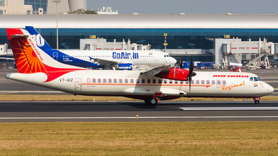 VT-AIZ - ATR 72-212A(600) - Air India Regional (Alliance Air)