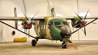 0214 - PZL-Mielec M-28B/PT Skytruck - Poland - Air Force