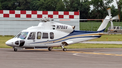 N76GV - Sikorsky S-76D - Private