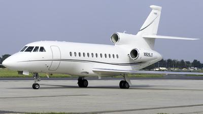 N926JT - Dassault Falcon 900EX - Private