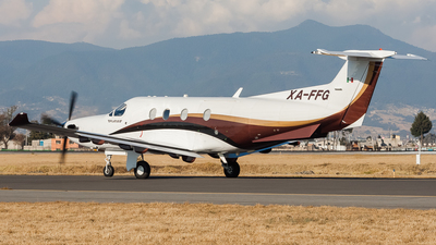 XA-FFG - Pilatus PC-12/47 - Private
