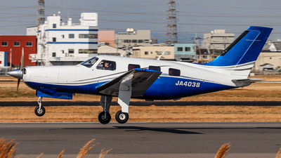 JA4038 - Piper PA-46-310P Malibu - Private