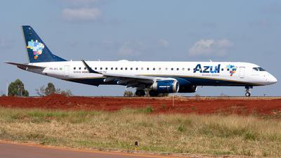 PR-AYL - Embraer 190-200IGW - Azul Linhas Aéreas Brasileiras
