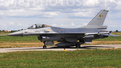 FA-134 - General Dynamics F-16AM Fighting Falcon - Belgium - Air Force