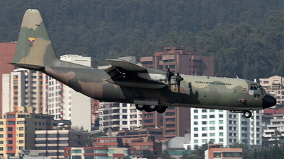 FAE893 - Lockheed L-100-30 Hercules - Ecuador - Air Force