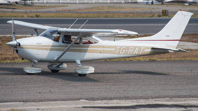 A picture of TGRAT - Cessna 182P Skylane - [] - © Francois Joseph