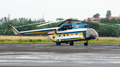 28 - Mil Mi-9 Hip G - Ukraine - Ministry of Emergency Situations