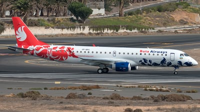 VP-BRU - Embraer 190-100LR - Buta Airways