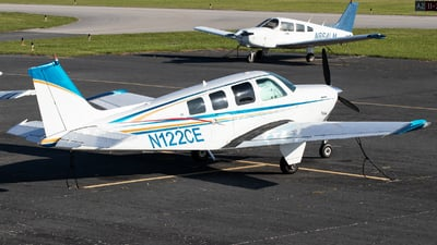 N122CE - Beech A36 - Private