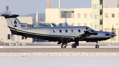 OH-KBA - Pilatus PC-12 NGX - Kitzbühel Airways