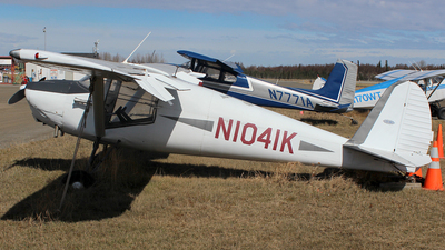 N1041K - Luscombe 8A - Private
