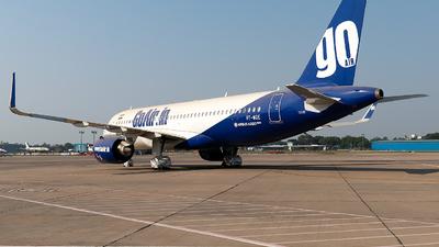 VT-WGE - Airbus A320-271N - Go Air