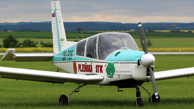 OK-FOF - Zlin 43 - Aero Club - Czech Republic