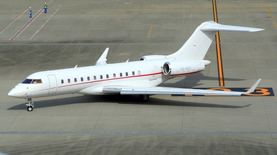 VQ-BCC - Bombardier BD-700-1A10 Global 6000 - Private