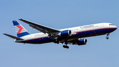 C-FCAE - Boeing 767-375(ER) - Canadian Airlines International