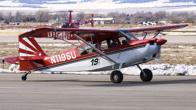 A picture of N119SU - American Champion 7GCAA - [5232018] - © David Lee