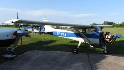 LV-CYS - Cessna 150 - Aeroclub Posadas