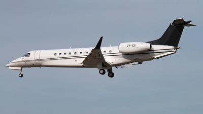 JY-CII - Embraer ERJ-135BJ Legacy 600 - Arab Wings