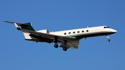 N85V - Gulfstream G-V - Private