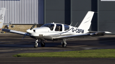G-CBFM - Socata TB-21 Trinidad TC - Private