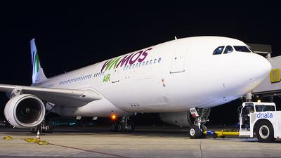 EC-NBN - Airbus A330-243 - Wamos Air
