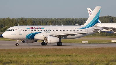 VP-BCN - Airbus A320-232 - Yamal Airlines