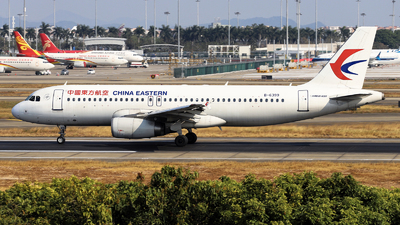 B-6399 - Airbus A320-232 - China Eastern Airlines