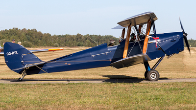 OO-BYL - De Havilland DH-82A Tiger Moth II - Private