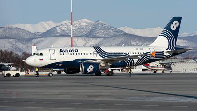 A picture of VPBUN - Airbus A319111 - Aurora - © OSDU