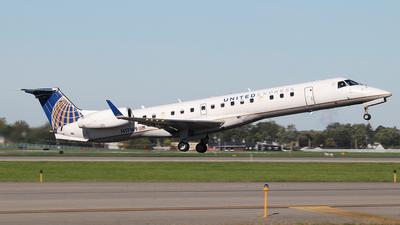A picture of N17169 - Embraer ERJ145XR - United Airlines - © SEN BAI