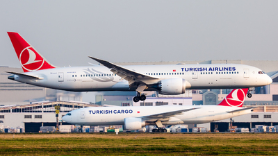 TC-LLG - Boeing 787-9 Dreamliner - Turkish Airlines