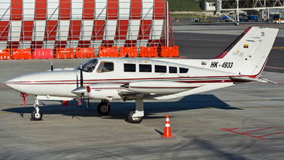 HK-4933 - Cessna 402B - Private