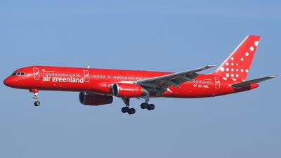 OY-GRL - Boeing 757-236 - Air Greenland