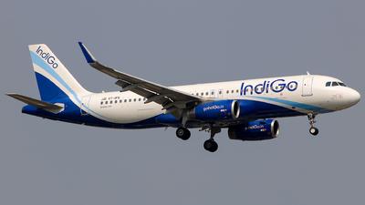 A picture of VTIFK - Airbus A320232 - IndiGo - © Aneesh Bapaye