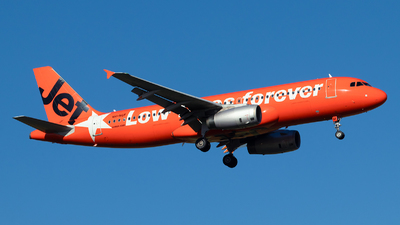 A picture of VHVGF - Airbus A320232 - Jetstar Airways - © Duy Khang Tran
