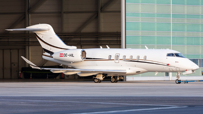 OE-HIL - Bombardier BD-100-1A10 Challenger 350 - Avcon Jet